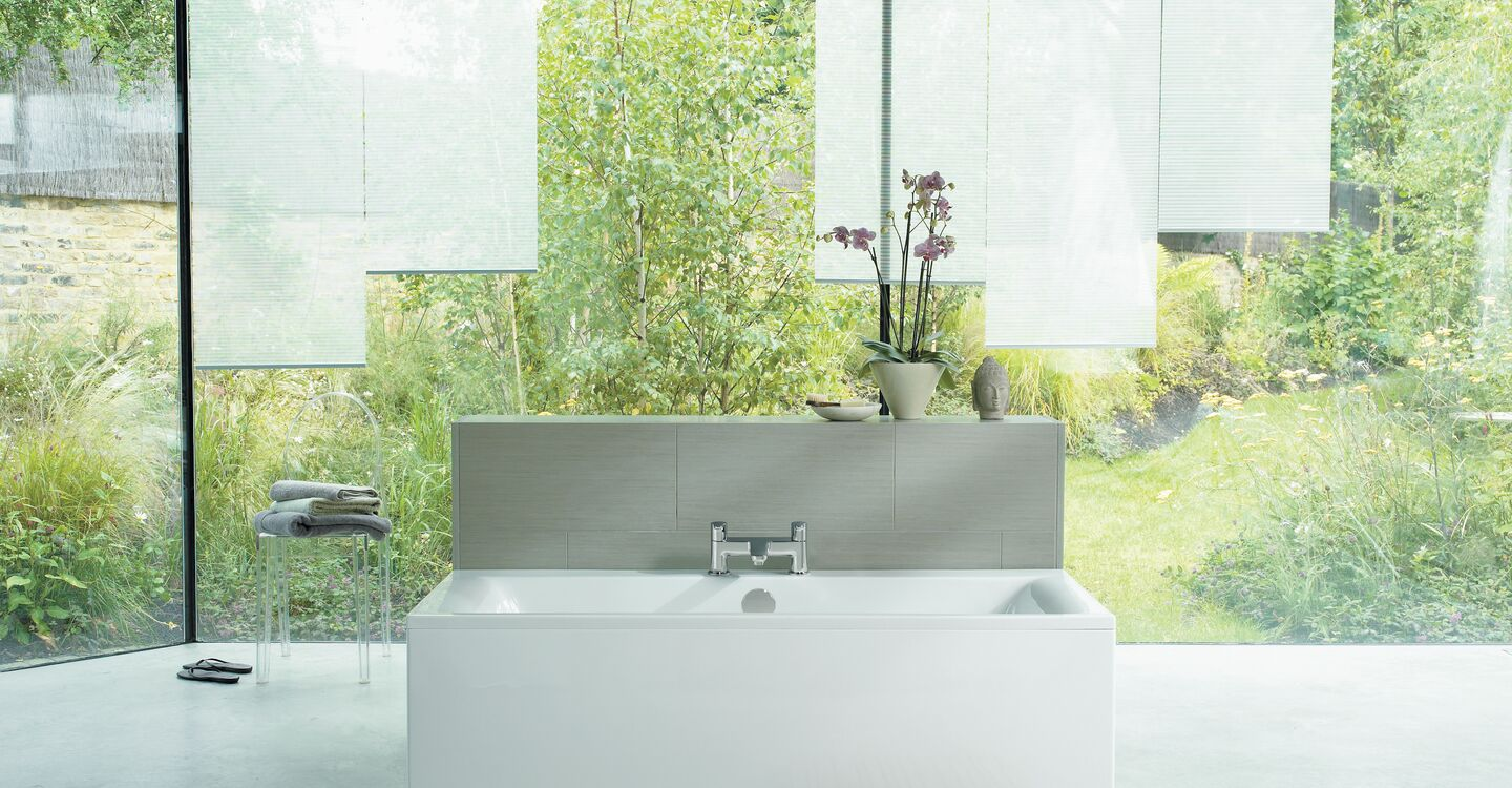 170x70cm idealform bath with no tapholes