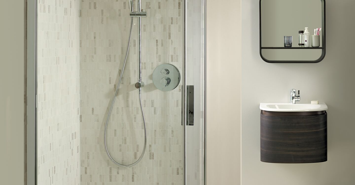 A5689 Idealrain Dual Shower System For Built In Mixers